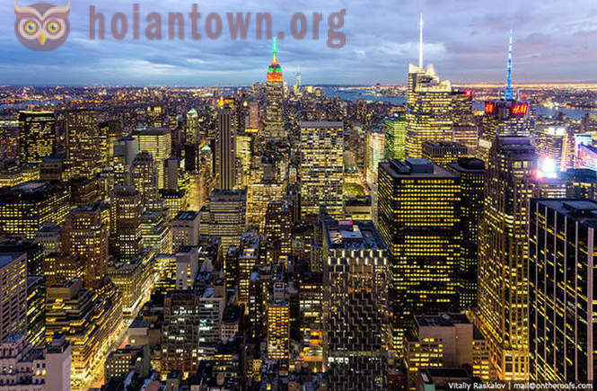 Ekstremni Slike New York